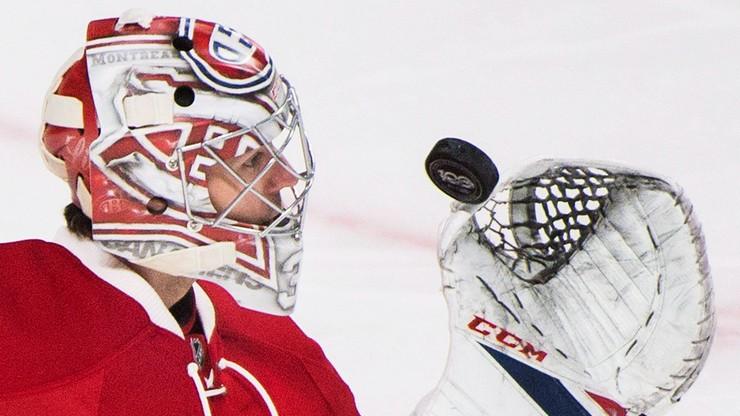 NHL: Pierwsza porażka Montreal Canadiens w regulaminowym czasie gry