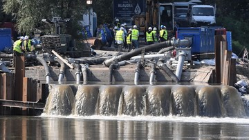 GIOŚ: MPWiK zrzuciło do Wisły awaryjnie ponad 3 miliony metrów sześc. ścieków