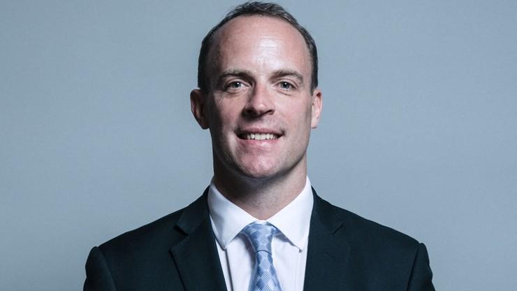 Wielka Brytania. Dominic Raab odwołany z funkcji ministra spraw zagranicznych. Zastąpi go Liz Truss