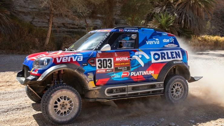 Rajd Dakar: Przygoński czwarty na 9. etapie. Lindner piąty