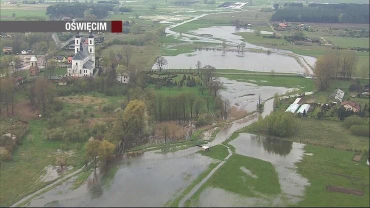 Opada poziom wody w rzekach na Śląsku. Nie ma zagrożenia powodzią
