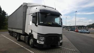 Przepisy miał za nic. Turecki kierowca ciężarówki ukarany za 76 przewinień