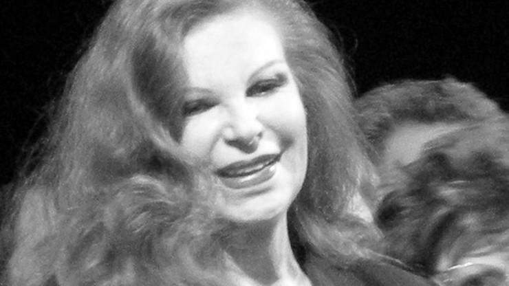 Zmarła Milva. Znana włoska piosenkarka miała 81 lat