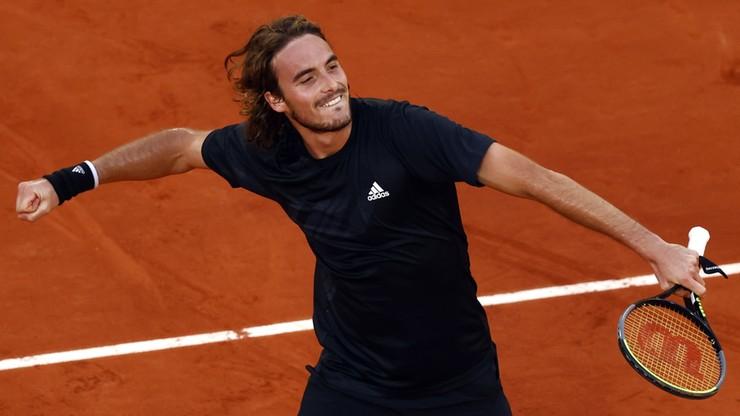 French Open: Stefanos Tsitsipas trzecim półfinalistą