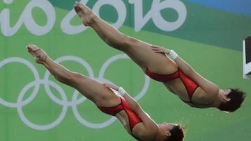 Zielona woda w basenie olimpijskim. Organizatorzy szukają przyczyny