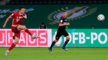 Dwa gole Lewandowskiego! Bayern Monachium zdobył Puchar Niemiec