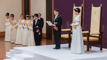 """Japonia ma nowego cesarza. """"Będę wypełniał rolę symbolu narodu"""""""