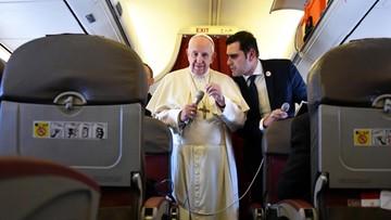 Papież: w niektórych krajach rządy mogą odebrać katolikom wolność sumienia