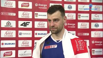 Kamil Łączyński: Czułem się jak w fazie play off