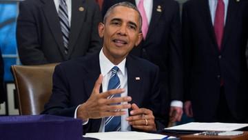Obama powściągliwy w ocenie szans na rozejm w Syrii