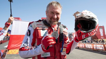 Rafał Sonik zrezygnował ze startu w Dakarze w 2021 roku