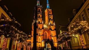 28.12.2020 00:00 Wrocław nocą (4K)