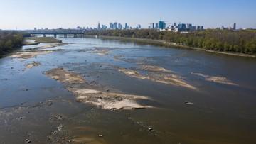 Trzaskowski: latem warszawiacy będą musieli oszczędzać wodę, szykuje się historyczna susza