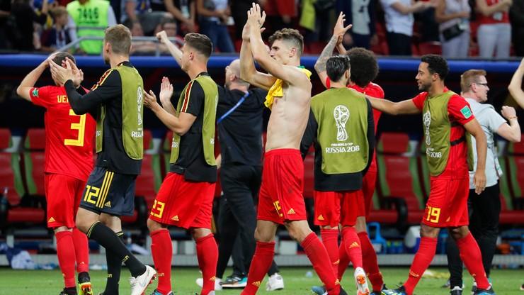 """MŚ 2018: Bruksela świętuje po zwycięstwie """"Czerwonych Diabłów"""""""