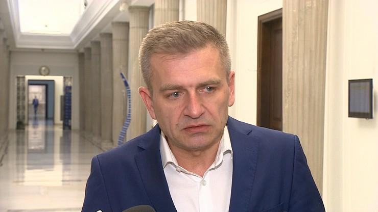 Bartosz Arłukowicz zrezygnował ze startu na szefa PO. Ujawnił nowy cel