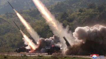 Japoński rząd: test rakietowy Korei Płn. złamał rezolucje ONZ