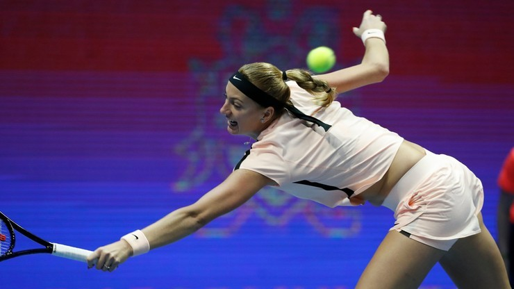 WTA w Dausze: Triumf Kvitovej! Czeszka kontynuuje zwycięską passę