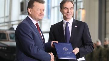 Departament Stanu USA: zakup Patriotów wzmocni Polskę, USA i NATO