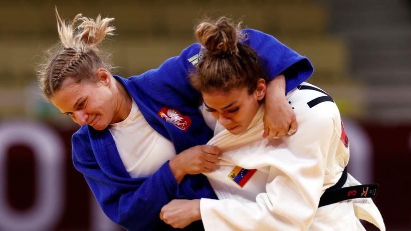 Tokio 2020: Agata Ozdoba-Błach przegrała repasaż i zajęła siódme miejsce
