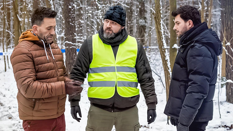 Gliniarze - odcinek 570: Zastrzelony z własnej broni - Polsat.pl