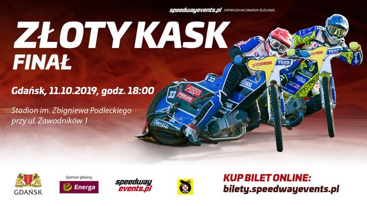 Złoty Kask: Transmisja na Polsatsport.pl