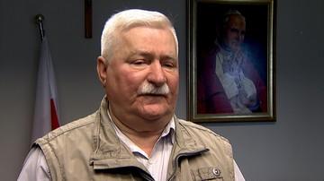 """""""Ta władza tak szkodzi Polsce, że patrioci muszą powiedzieć: »dość«"""". Wałęsa o miesięcznicy smoleńskiej"""