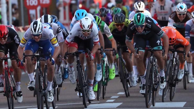 Vuelta a Espana: Sam Bennett zdyskwalifikowany!