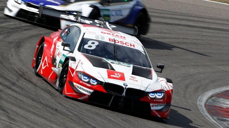 Seria DTM: Robert Kubica 14. w pierwszym wyścigu na Spa-Francorchamps