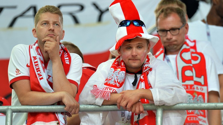 63 procent czytelników polsatnews.pl liczyło na wygraną Polski, ale nasi przegrali 1:2. Wyniki sondy