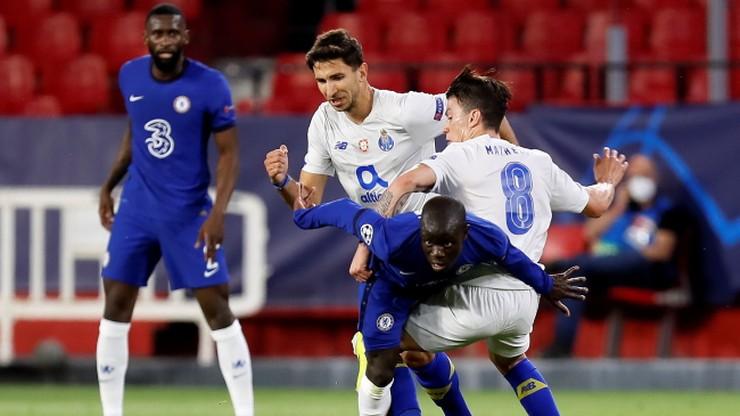 Liga Mistrzów: Chelsea - FC Porto. Skrót meczu (WIDEO) - Polsat Sport