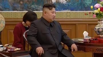 "Kim Dzong Un napisał do Donalda Trumpa. ""Bardzo miła notatka"""