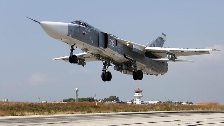 """""""Zmień kierunek"""" - turecka armia udostępniła nagranie z ostrzeżeniami dla Su-24"""