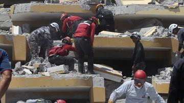 Ekwador: 1700 osób zaginionych po trzęsieniu ziemi