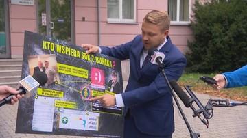 """Radny PiS złoży zawiadomienie do prokuratury na prezydenta Płocka. W tle profil """"SokzBuraka"""""""