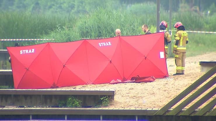 Wielkopolskie. Są zarzuty dla rodziców 2,5-latka, który utonął w jeziorze