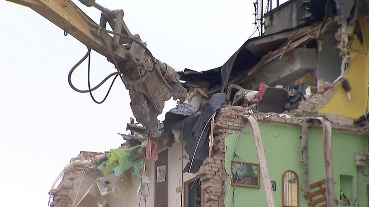 Zakończyła się rozbiórka zawalonej kamienicy w Poznaniu