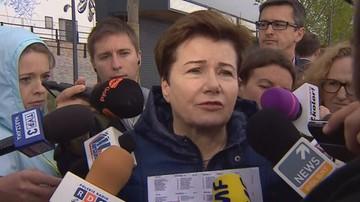 Gronkiewicz-Waltz: nie stawię się przed komisją weryfikacyjną