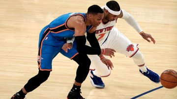 NBA: Russell Westbrook i Carmelo Anthony w Los Angeles Lakers