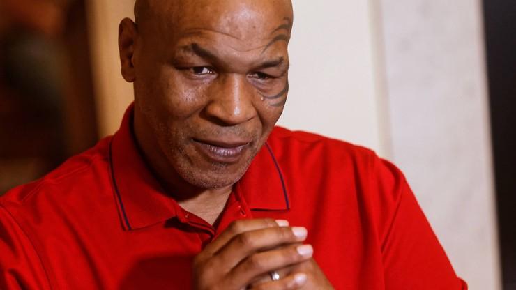 Mike Tyson wraca do ringu! Zmierzy się z Royem Jonesem