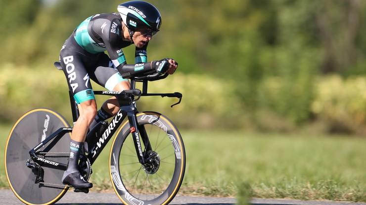 Vuelta a Espana: Sukces Słoweńców na Los Machucos, Majka szósty