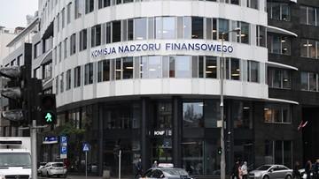"""""""Łączenie banków sposobem na uniknięcie upadłości"""". KNF publikuje treść pisma Chrzanowskiego"""