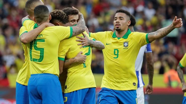 Copa America 2019: Grupa A. Brazylia, Peru, Boliwia, Wenezuela