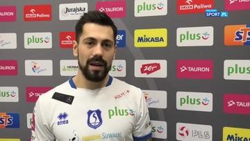 Mateusz Czunkiewicz: Z meczu w Warszawie wyciągniemy pozytywy