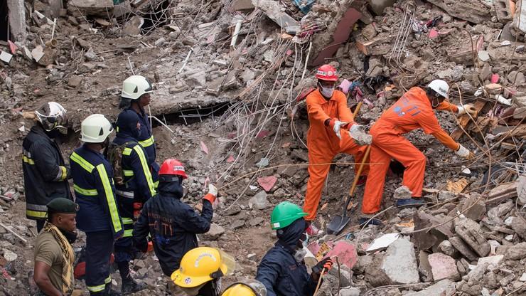 Haiti. Liczba śmiertelnych ofiar trzęsienia ziemi wzrosła do prawie 2 tys.