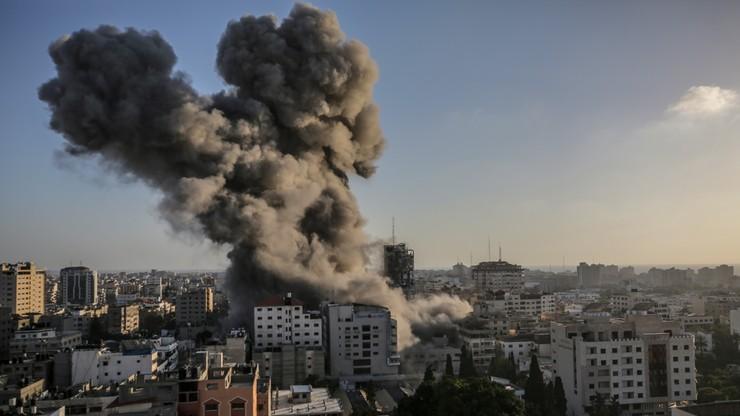 Wymiana ognia w Izraelu. Zamieszki na ulicach