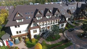 """Hotel Belvedere przyjmuje gości, choć wg strażaków """"nie powinien być użytkowany"""""""