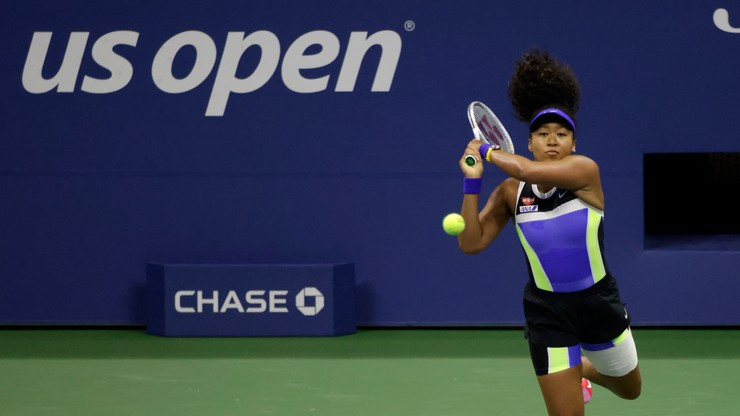 US Open: Naomi Osaka w półfinale po wygranej z Shelby Rogers
