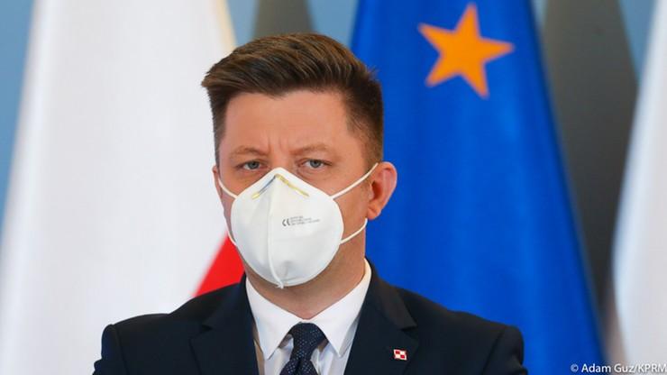 Prezes Kaczyński rozwiązał struktury PiS w Wałbrzychu. Wnioskował o to Dworczyk