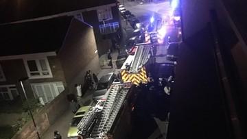 Pożar w wieżowcu w Londynie. W akcji uczestniczyło ponad 50 strażaków