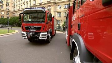 Gmina wygrała wóz za frekwencję. Teraz strażacy mają kontrolę z NIK
